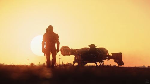 Base in-game screenshot
